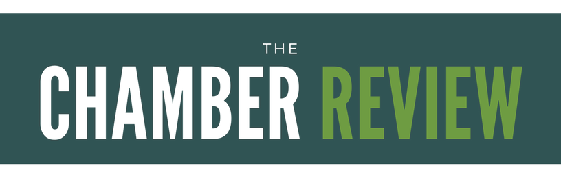 Shows cover banner for The Chamber Review